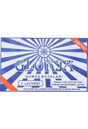 Gloria Kumaş Boyası - Lacivert 2 10Gr