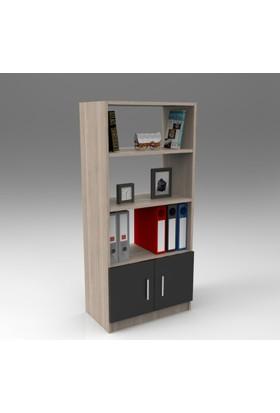 Yurudesign Vario D Ofis Kitaplık 3 Renk