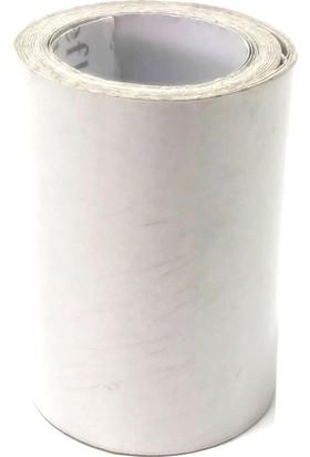 Modacar 9 cm X 2.5 Mt Beyaz Fosfor Şerit 425052