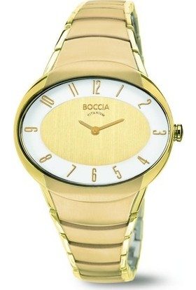 Boccia Titanium 3165-21 Kadın Kol Saati