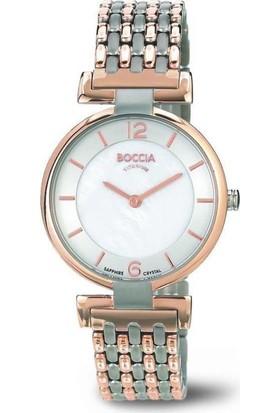 Boccia Titanium 3238-05 Kadın Kol Saati