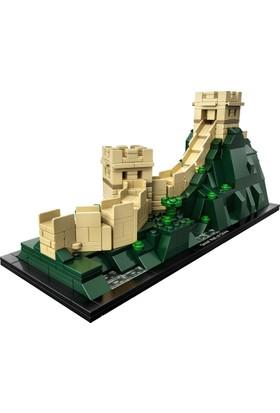 LEGO Architecture 21041 Çin Seddi
