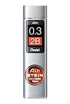 Pentel Min Hı-Polymer Aın Steın 0.3 Mm C273-2B