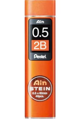 Pentel Min Hı-Polymer Aın Steın 0.5 Mm C275-2B