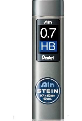 Pentel Min Hı-Polymer Aın Steın 0.7 Mm C277-Hb