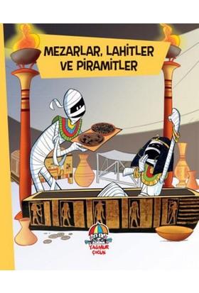 Mezarlar Lahitler Ve Piramitler