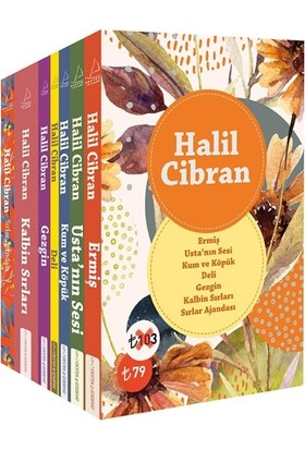 Halil Cibran Set - Halil Cibran