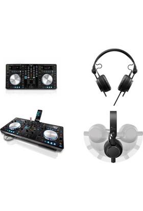 Pioneer Xdj-R1 Smart Dj Product + Pioneer Hdj-C70 Profesyonel Dj Kulak-Üstü Kulaklık