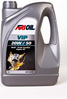 Arı Oil 20W50 Benzinli Motor yağı 5 Litre