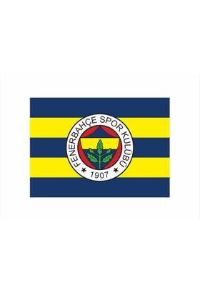 FenerBahçe Bayrağı Yıldızsız ( FB )- Gönder Bayrak