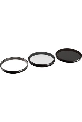 Polarpro Djı Zenmuse X5S - X5 Filters 3-Pack