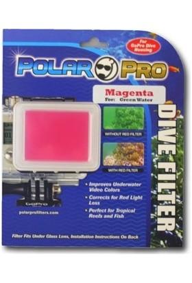 Polarpro Magenta Filtre Dive Housing 60Mt