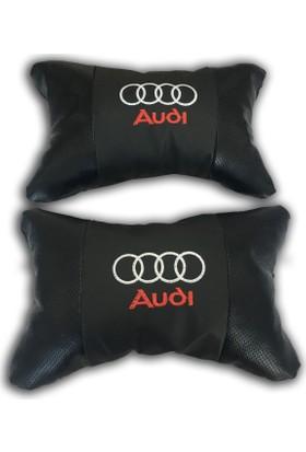 Günsan Audi Deri Boyun Yastığı Ortopedik Papyon Model 2'li