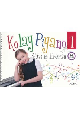 Kolay Piyano 1 Sevinç Ereren