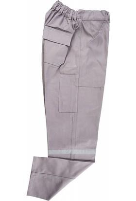 Wubec Erkek İş Pantolonu (Açık Gri)