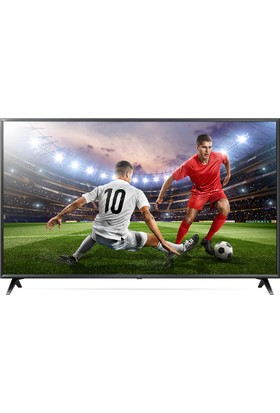 "LG 55UK6100 55"" 139 Ekran Uydu Alıcılı 4K Ultra HD Smart LED TV"
