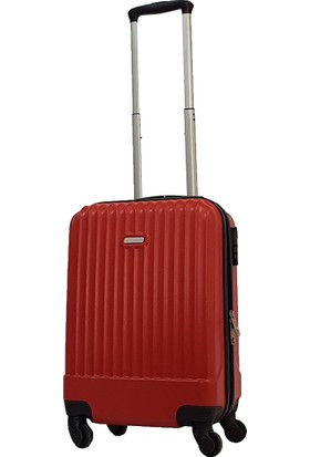 Karst Parigi Kabin Boy Valiz Kırmızı 1KR010502