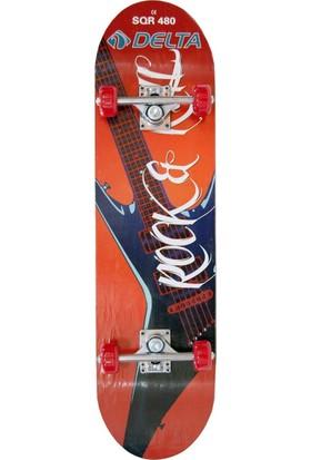 Delta Skateboard Kaykay - SQR 480