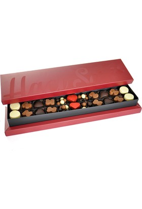 Hacı Şerif Special Kalp Çikolata (250 gr)