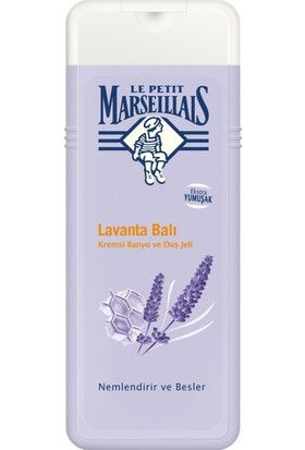 Le Petit Marseillais Lavanta Balı Duş Jeli 400 Ml