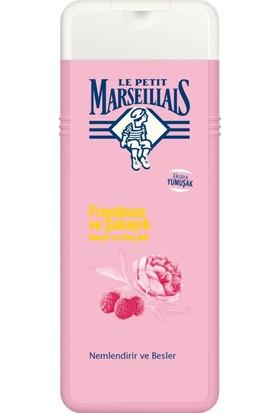 Le Petit Marseillais Frambuaz Şakayık Duş Jeli 400 Ml