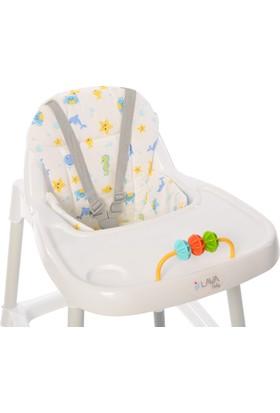 Lava Baby Navis Mama Sandalyesi Okyanus Mavi