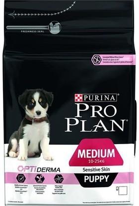 ProPlan Puppy Sensitive Somon Balıklı Yavru Köpek Maması 3 Kg