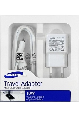 TuruncuOnline Samsung Galaxy Serisi 2.0A 10.6W Sarj Cihazı&Data Kablosu