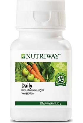 Amway Nutriway Daily 60 Tablet