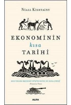 Ekonominin Kısa Tarihi - Niall Kishtainy