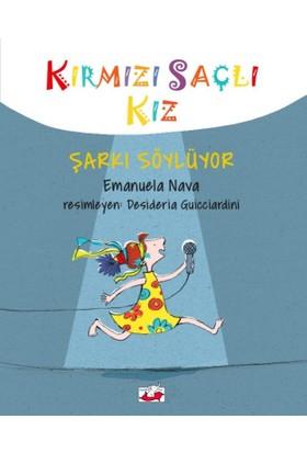 Kırmızı Saçlı Kız Şarkı Söylüyor - Emanuela Nava
