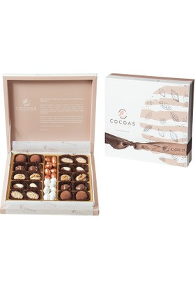 Cocoas Chocolat Bronz Badem Spesiyal Çikolata 500 gr