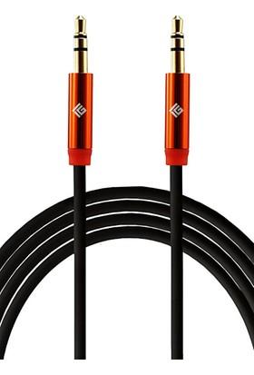 i-TechGear 3.5mm Altın Kaplama Stereo AUX Ses Kablosu