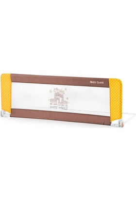 Lorelli Night Guard Yatak Bariyeri Beige & Yellow Happy Family