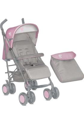 Lorelli Onyx Baston Bebek Arabası Gray & Pink