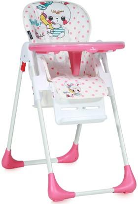 Lorelli Tutti Frutti Mama Sandalyesi Pink Rabbit