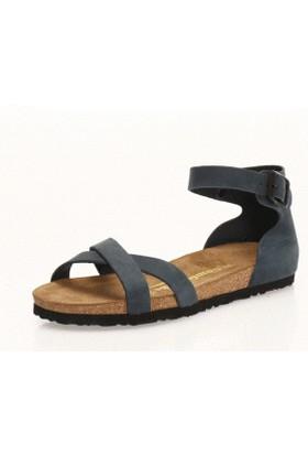 Comfortfüsse Milano Lacivert Kadın Sandalet
