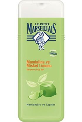 Le Petit Marseillais Mandalina Ve Misket Limon Duş Jeli 400 Ml