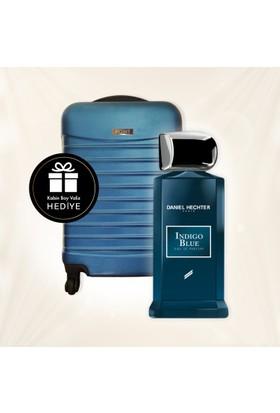 Daniel Hechter Collection Couture Indigo Blue Erkek Parfümü Edp 100 Ml + Kabin Boy Valiz Hediyeli
