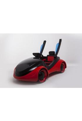 Tomolco Hl208 Akülü Araba Kumandalı Özel Tasarım Kırmızı