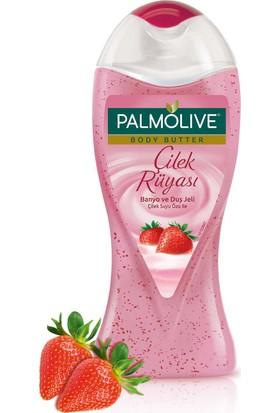 Palmolive Duş Jeli Body Butter Çilek 750 Ml