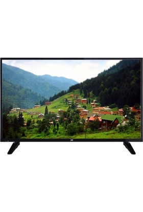 "SEG 43SC7600 43"" 109 Ekran Uydu Alıcılı Full HD Smart LED TV"