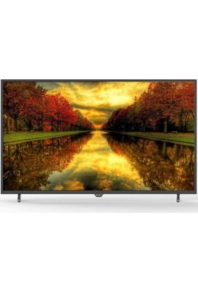 AxenIlgaz 43'' 109 Ekran Uydu Alıcılı Full HD Smart LED TV
