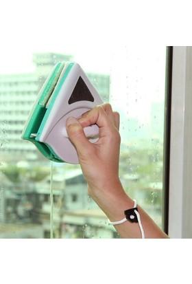 Buffer 12 mm Çift Cam ve Akvaryum için Ultra Güçlü Mıknatıslı Cam Temizleyici
