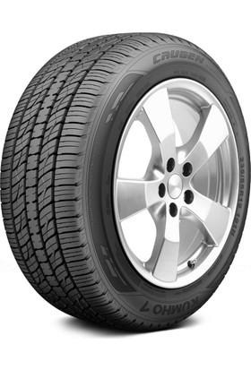 Kumho 225/55R18 98H Crugen Premium KL33 Dört Mevsim M+S Oto Lastik (Üretim Yılı: 2017)