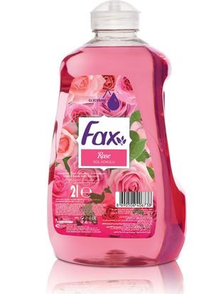 Fax Sıvı Sabun Gül 2 lt