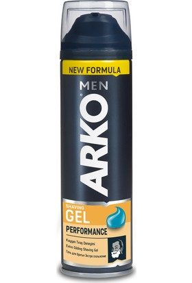 Arko Tıraş Köpüğü Performance 200 ml
