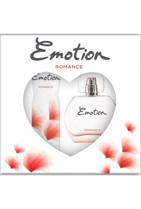 Emotion Romance Parfüm 50 ml & Deodorant 150 ml