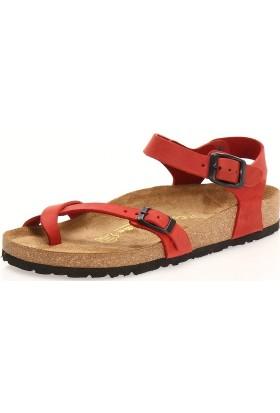 Comfortfüsse Gabriella Kırmızı Kadın Sandalet