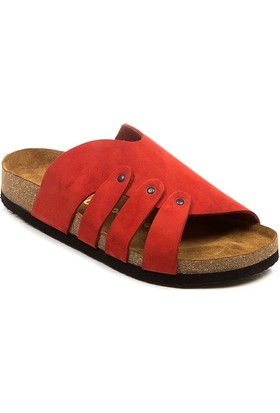 Comfortfüsse Lilo Kırmızı Kadın Terlik